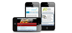 Nashville Mobile Website Design